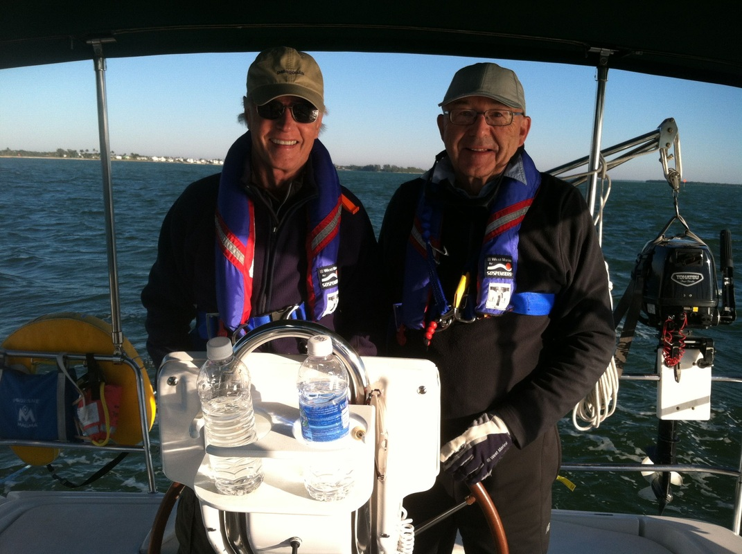 Gulf Coast Sailing & Cruising School - Sailing Lessons in